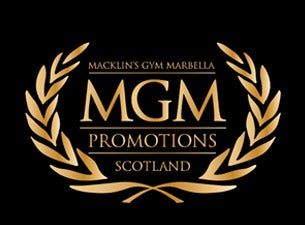 MGM Scotland Tickets