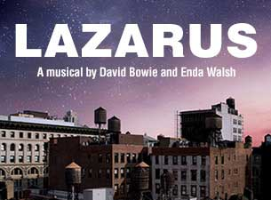 Lazarus: The Musical Tickets