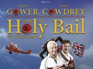 David Gower, Chris Cowdrey and the Holy Bail Tickets