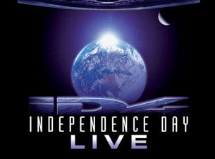 Independence Day Live Tickets
