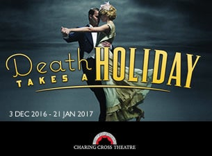 Death Takes a HolidayTickets
