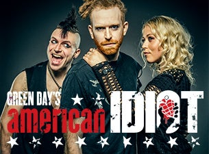Green Day's American IdiotTickets