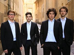 Portsmouth Chamber Music: Van Kuijk QuartetTickets