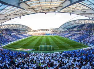 Brighton and Hove Albion Football Club Tickets