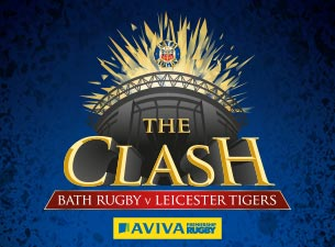 The Clash: Bath Rugby V Leicester Tigers Tickets