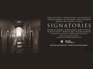Signatories Tickets