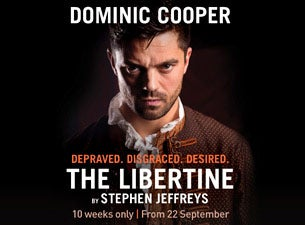 The Libertine Tickets