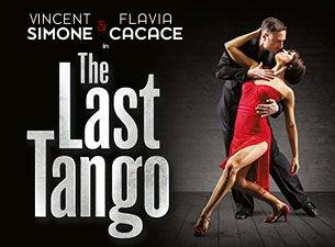 The Last TangoTickets