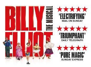 Billy Elliot (touring) Tickets