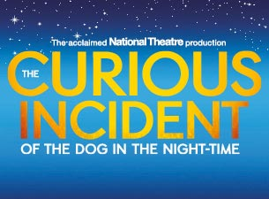 The Curious Incident of the Dog In the Night-Time (Touring) Tickets