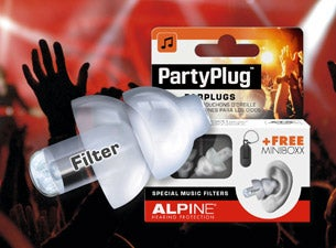 Alpine Hearing Protection - Earplugs