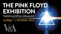 More Info AboutThe Pink Floyd Exhibition: Their Mortal Remains [10:00-12:45 Sessions]