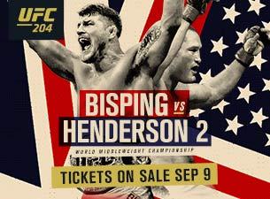 UFC - Ultimate Fighting ChampionshipTickets