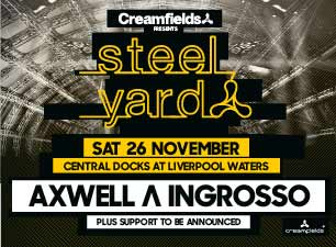 The Steel Yard Tickets