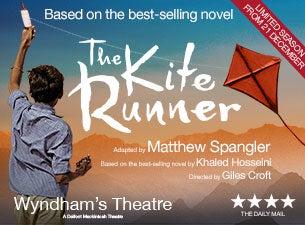 The Kite RunnerTickets