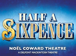 Half A Sixpence Tickets
