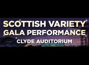 Scottish Variety Gala PerformanceTickets