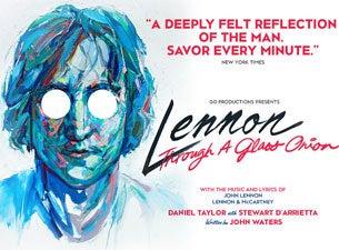 Lennon: Through a Glass Onion (Ny)Tickets