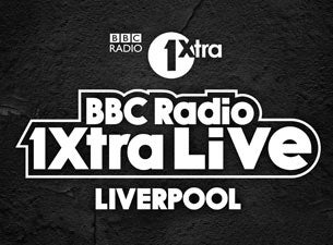 BBC 1xtra Live Tickets