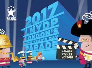 London's New Year's Day Parade (LNYDP) and Concert Series Tickets