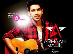 Armaan Malik LiveTickets