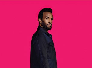 Craig David Tickets