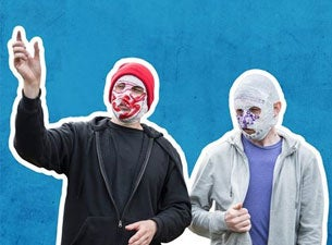 Rubberbandits Tickets
