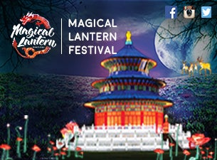 Magical Lantern Festival Tickets