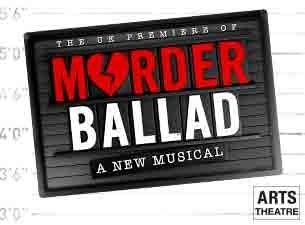 Murder BalladTickets