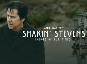 Shakin' Stevens Tickets