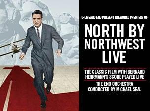 North By Northwest LiveTickets
