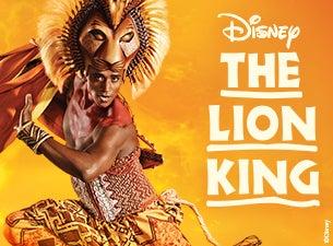 Disney Presents The Lion KingTickets