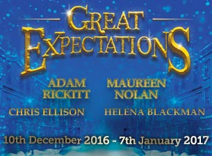 Great Expectations the Musical Tickets