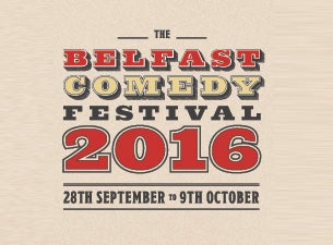 Belfast Comedy Festival Tickets