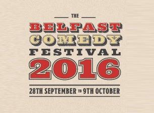 Belfast Comedy FestivalTickets