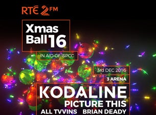 2fm Xmas Ball Tickets
