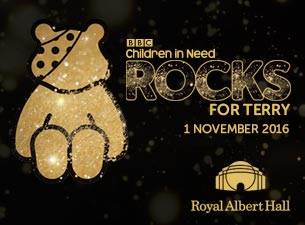 BBC Children In Need Tickets