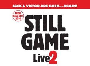 Still Game: LiveTickets