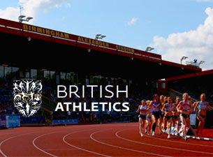 British Athletics Team TrialsTickets