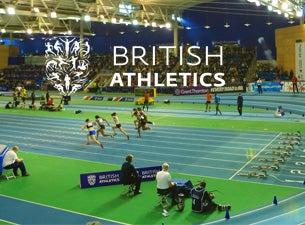 British Athletics Indoor Team TrialsTickets