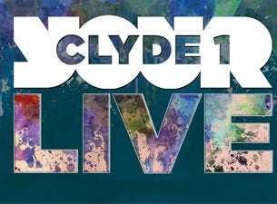 Clyde 1 Live Tickets