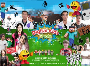 Digital Kids Show Tickets