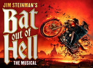 Bat Out of Hell Tickets