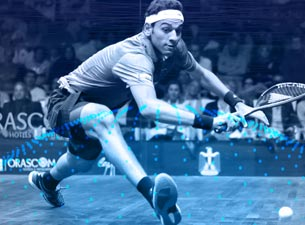 Channel Vas Squash Championships Tickets