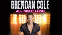 Brendan Cole - All Night Long Tickets