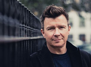 Rick Astley - Forest LiveTickets