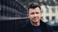 Rick Astley - Forest Live Tickets