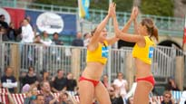 Swatch FIVB Beach VolleyballTickets