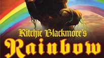 Ritchie Blackmore's Rainbow Tickets