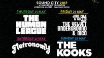 Sound City 2017 Festival - WEEKENDTickets